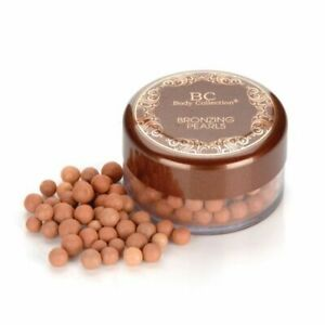 Body Collection Bronzing Pearls 50g Natural Glow Sun Shimmer Sunkissed