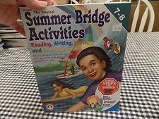Summer Bridge Activities Reading, Writing, Math, Language Skills Grade 7-8