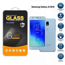 Verre Trempé Téléphone Portable Écran Protecteur pour Samsung Galaxy J3 2018
