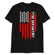 US Army 9th Infantry Division Short-Sleeve Unisex T-Shirt