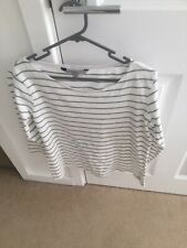 Ladies Casual Top From Crew Clothing Co Size 14