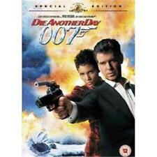 DIE ANOTHER DAY Pierce Brosnan*Halle Berry James Bond Spy Action 2-Disc DVD *EXC