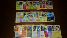Pokemon Trading Card Game lot of 30 cards, some Holos, Great Price, Lot# 2
