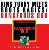 KING TUBBY MEETS ROOTS RADICS - DANGEROUS DUB (THE DUB CLASSIC)  VINYL LP NEW