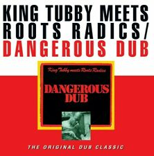 KING TUBBY MEETS ROOTS RADICS - DANGEROUS DUB (THE DUB CLASSIC)  VINYL LP NEU