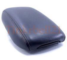 92-96 Lexus ES300 Leather Black Arm Rest OEM Center Console 93 94 95 Trim 93 94