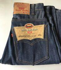 NWT Vintage Levis 519-0217 28-36, Made USA Original Orange Tag, 1981