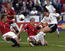 2003 Women's Soccer World Cup Germany All 4 DVD full matches, Birgit Prinz