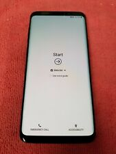 Samsung Galaxy S9+ 64GB Blue SM-G965U (Verizon)Android Smartphone KG951