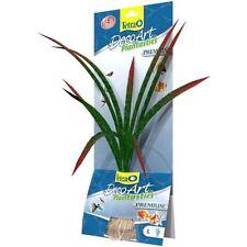 Tétra Synthetic Plastic Plant Aquarium Decorations