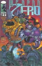 Weapon Zero Vol. 2 (1996-1997) #3