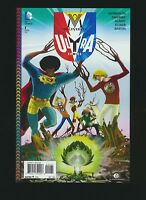 The Multiversity: Ultra Comics #1, Variant Cover, High Grade