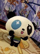 "2009 Kidrobot X Tado Approx 10"" Choop! The Panda Plush"