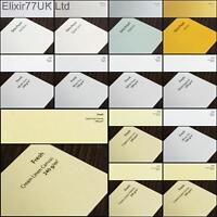 A4 A5 Textured Card Blanks White Ivory Hammer Pearl Coloured Paper Crafts Making