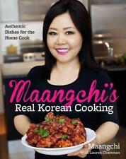 MAANGCHI'S REAL KOREAN COOKING - MAANGCHI/ CHATTMAN, LAUREN - NEW HARDCOVER BOOK