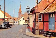 Denmark Bornholm From Ronne Vintage Car Auto