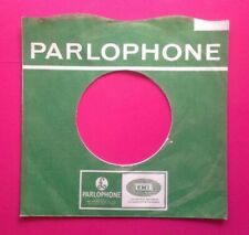 Replica/copy Of Original Used Early Parlophone Label, Company Record Sleeve