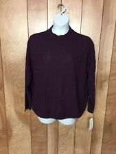 WOMEN'S ALFRED DUNNER WOMAN LONG SLEEVE TOP-SIZE: 2X