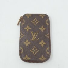 100% Auth Louis Vuitton 6 Key Ring Monogram