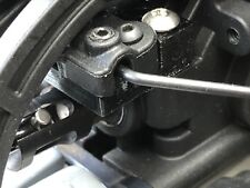 Tekno EB410 and ET410 SWAY BAR MOUNT WHEN MOVING REAR SHOCKS TO FRONT OF ARMS