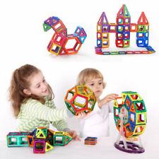 72 Stücke Große Magnetische Bausteine 3D Ziegel Kinder Erleuchten Puzzlespiele