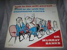 Dr. Murray Banks - How To Live With Yourself... on Murmil Records MB 101