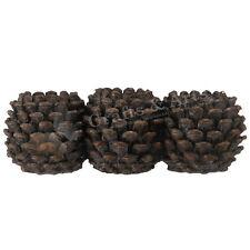 Broste Teelichthalter '3 Zapfen'