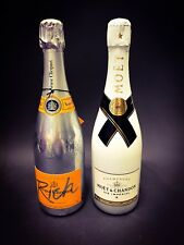 Moet Chandon Ice Imperial + Veuve Clicquot Rich Champagner Set 0,75l 12% Vol