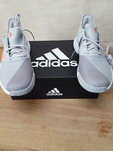 ADIDAS  GameCourt M Grey Walking Shoes Mens Size US 8.5 NEW/BOX