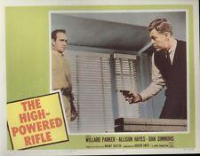 High-Powered Rifle, The 11x14 Lobby Card #7