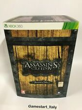 ASSASSIN'S CREED 4 IV BLACK FLAG BUCCANEER COLLECTOR'S EDITION XBOX 360 NUOVO