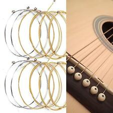 1Set Acoustic Guitar Steel Strings Gauge Accessories Replacement - CB