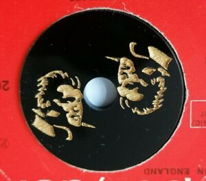 Elvis  Acrylic 45rpm adaptor for center spindle