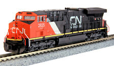 Kato N Scale ES44AC Locomotive Canadian National CN #2825 DC DCC Ready 1768927