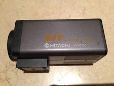 Hitachi VK-C150 MOS Color Video Camera Scientific microscopy Japan