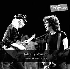 Vol. 3-Rockpalast: Blues Rock Legends by Johnny Winter
