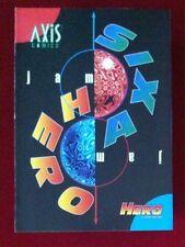 Hero Illustrated Axis Jam (1994) #1 - Exclusive Comic Book - Axis Comics