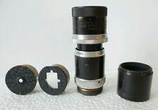 "Vintage 4"" Taylor Hobson Dobbs Movie Camera Lens"