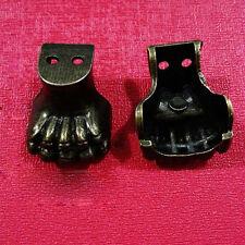 20PCS Metal Tiger Claw Small Corner Vintage Wooden box support legs corners feet