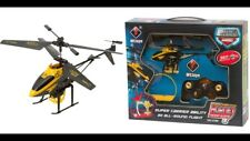 BRAND NEW 3.5 CHANNEL INFARED CONTROL HORNET HELICOPTER with CARRIER ABILITY