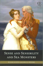 Sense and Sensibility and Sea Monsters-1st Edition-Jane Austen, Ben H. Winters