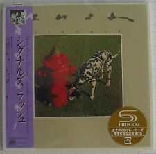 Rush-Signals Japon SHM MINI LP CD Nouveau WPCR - 13480