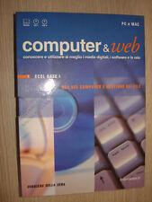 N°1 CD ROM+ BOOK COMPUTER & WEB CORSO ORDENADOR PC
