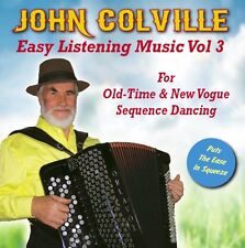 Old Time Dance & New Vogue Sequence Dancing CD John Colville Accordion Vol 3