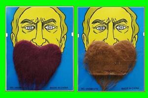 Stag HENS Night Out Arab Genie Goatee Fancy Dress Beards Job Lot x 10 *BARGAIN*