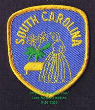 "Lmh Patch Southern Belle Antebellum Bell Dress Jasmine Flower South Carolina 3"""