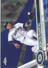 LEONYS MARTIN 2017 TOPPS CHROME SAPPHIRE EDITION #279 ONLY 250 MADE
