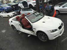 BMW M3 E93 E91 E92 E93 07-2012 SMG BREAKING SPARES DOORS LEATHER DIFF SUB