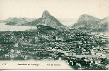 CP / POSTCARD / BRAZIL / BRESIL / RIO DE JANEIRO / PANORAMA DE BOTAFOGO