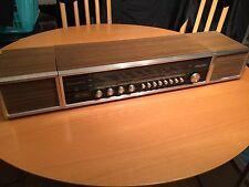 Philips Radio Meisterklasse STV 700 Antikes Nostalgie Holz Speakers AM FM Top!!!